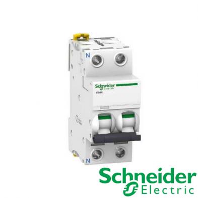 Interruptor automático magnetotérmico iC60N - 1P+N - 10A - curva C