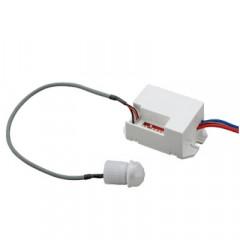 Detector de movimiento en techo o luminarias