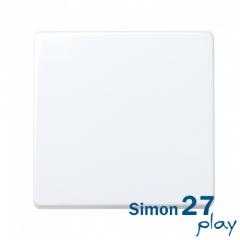 Conmutador SIMON 27 (Blanco)