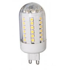Lámpara G9 LED 3W cálida