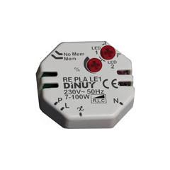 Regulador Universal Dinuy RE PLA LE1 Iluminación LED regulable