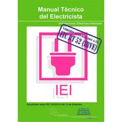 Instalaciones eléctricas interiores (Actualizado según ITC-52)