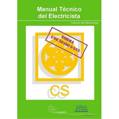 Manual Técnico del Electricista Cálculo de secciones