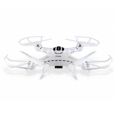 DRON VALKYRIA 2 CON CAMARA 2MPX 38X38 CM