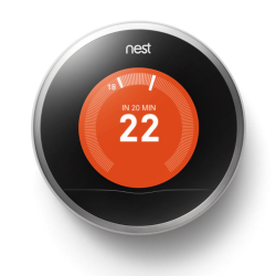 Termostato Inteligente - NEST T200377