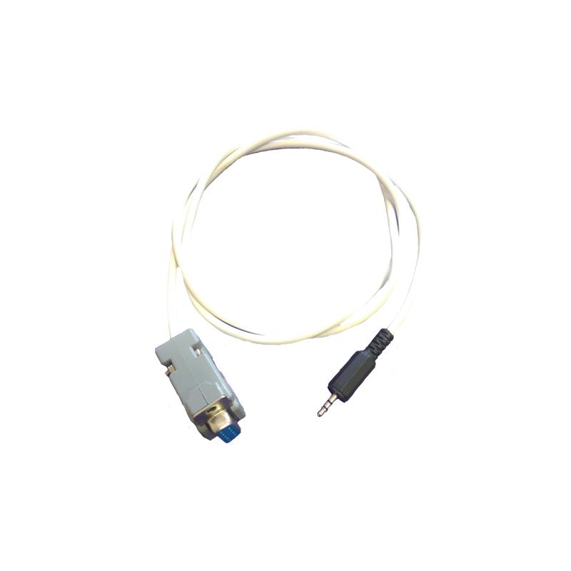 Cable RS232 a minijack 2.5'' más resistencia para recuperar receptor Engel RS 4800 HD / Y