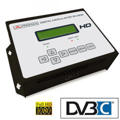 Modulador digital de alta definición HDMI a DVB-T