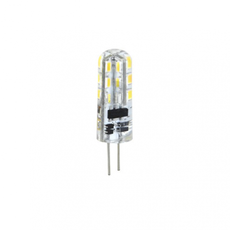 Lámpara LED 360º 2W G4 100lm 3000K