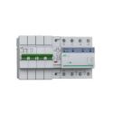 Protector combinado DPS+POP contra sobretensiones transitorias y permanente + IGA 63A