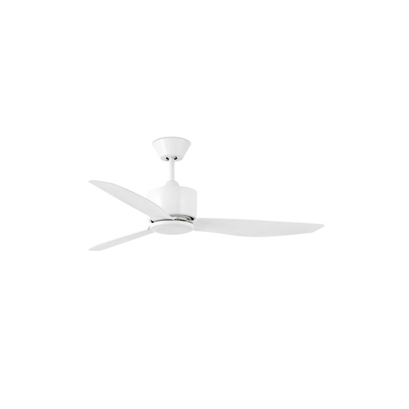 Sefiro ventilador de techo blanco for Oferta ventilador techo