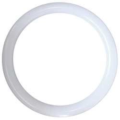 Tubo de LED circular traslúcido 18W
