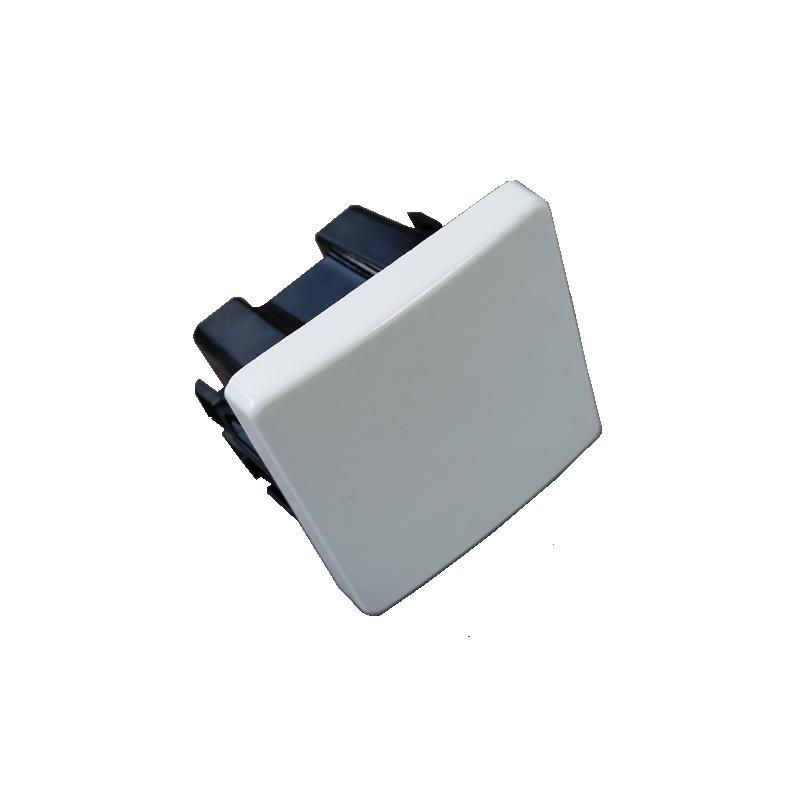 Interruptor Niessen Stylo Blanco Alpino