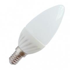 Bombilla LED vela 4W - E14 cálida