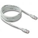 Metreado cable UTP crimpado con conectores RJ-4