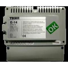 Alimentador E-14 TEGUI