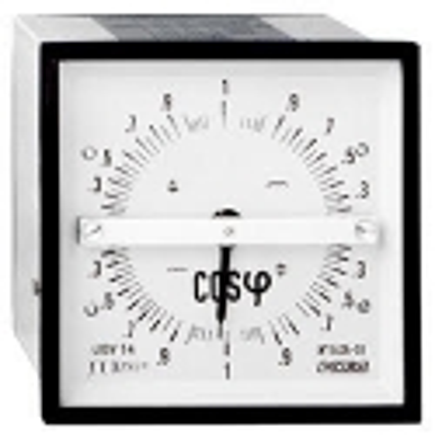 FASIMETRO INDUCCIÓN 360o - 50 Hz – 110 V
