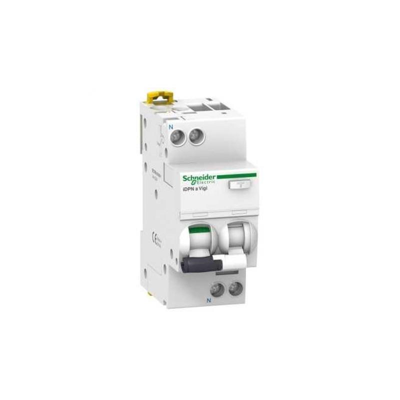 Interruptor diferencial iDPNa Vigi - 1P+N - 25A - 30mA clase AC