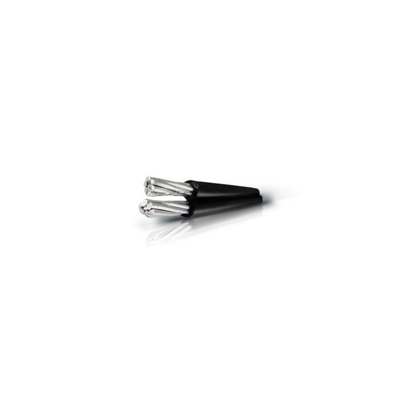 Cable trenzado aluminio 2x16mm