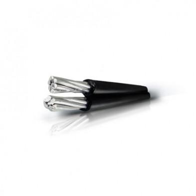 Cable trenzado aluminio 2x16mm2 1KV