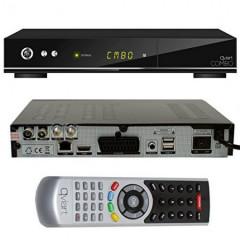Qviart COMBO Receptor Satélite TDT Full HD 1080p