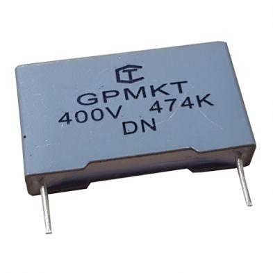 Condensador 0,47uF 400V