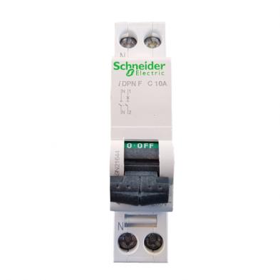 Magnetotérmico iDPN F 10A - Schneider Electric