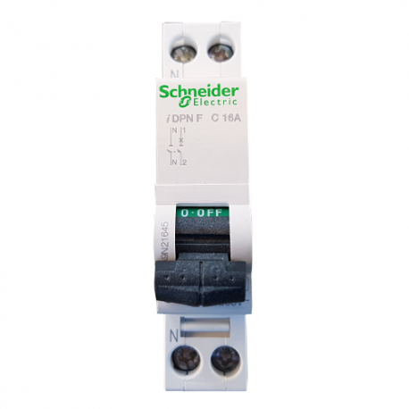 Magneto Térmico DPN 16A - Schneider Electric