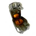 Conector Hembra Acodado Blindado Pro EasyF