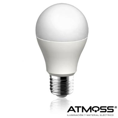 Bombilla esférica STAD LED A60 E27 10W Atmoss Amperia Series