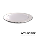 Downlight redondo empotrable plano 18W Atmoss Elyos Series
