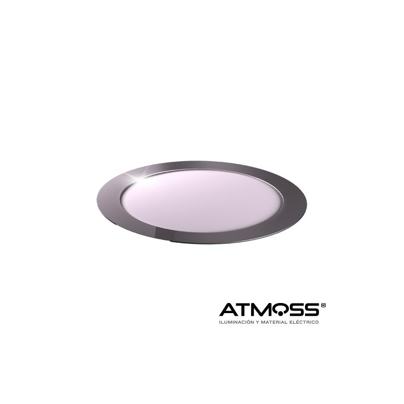 Downlight redondo plano 18W Atmoss Elyos Series
