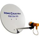 Antena Parabólica Televés 63 cm rotulada Domo Electra