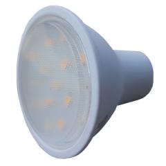 Dicroica LED GU10 de 5W de 120º cálida