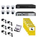 Kit Videovigilancia 6 cámaras