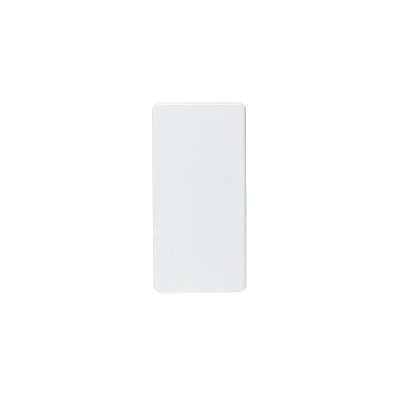 Interruptor Monopolar Estrecho Niessen Stylo Blanco Alpino