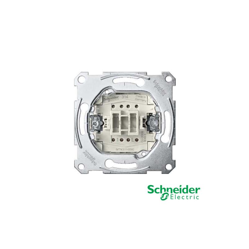 Interruptor 10A 250V Schneider Elegance Artec