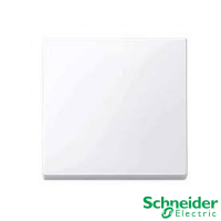 Tecla Interruptor Simple Schneider Modelo Elegance Color Blanco Activo