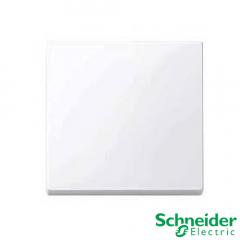 Tecla Interruptor Simple Schneider Modelo Elegance Color Blanco Activo