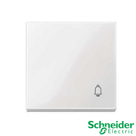Tecla símbolo timbre Schneider Serie Elegance