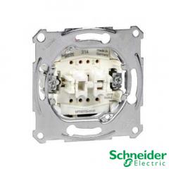Doble Interruptor 10 AX Schneider Elegance Artec