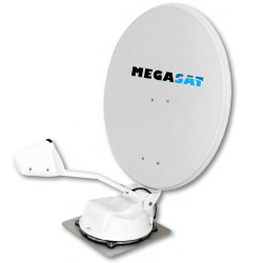 Parabólica Automatizada Megasat Caravanman 85 Professional