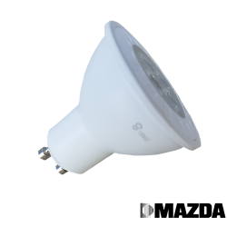 Lámpara Reflectora LED GU10 5.5W Mazda