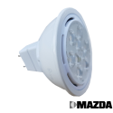 Lámpara Reflectora LED GU5.3 MR16 8W Mazda