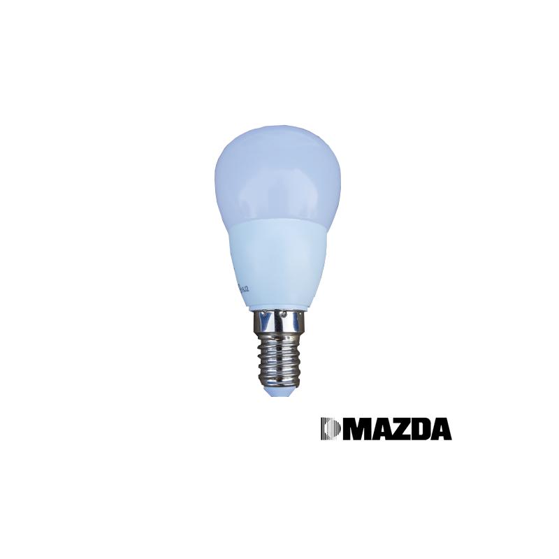 Lámpara LED Esférica E14 Mazda