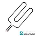 Resistencia Acumulador Estático Ducasa 850W