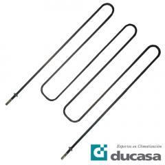 Resistencia Acumulador Estático Ducasa 1300-720W 14-8 horas modelos S-8 M-813 A-822