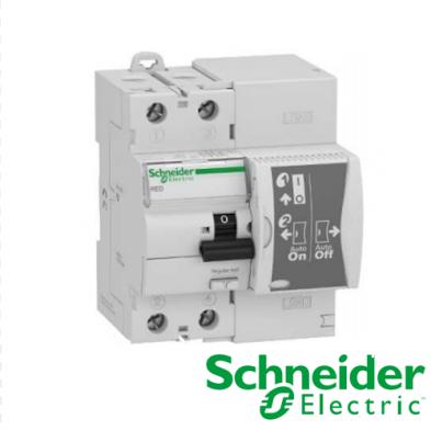 Interruptor Diferencial RED 2P 40 A Clase A 30 mA Schneider Electric