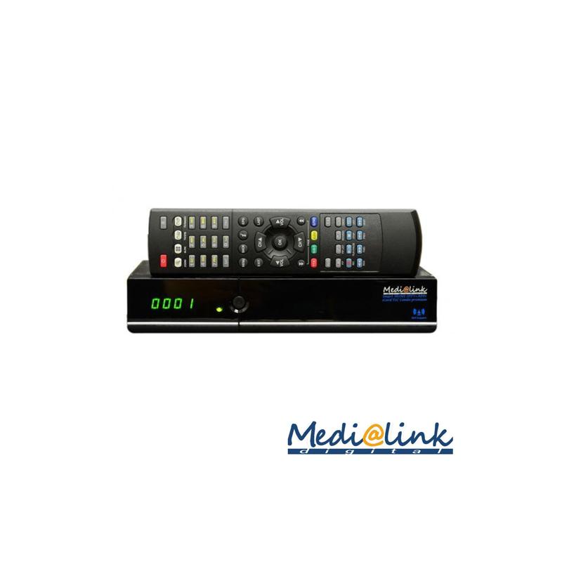 MEDIALINK IPTV SAT S2 FTA