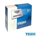 Kit Portero Automático Tegui A1 Con Placa y Teléfono S7 1/L 375011