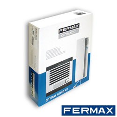 Kit Portero Automático Fermax 1 línea CityMax